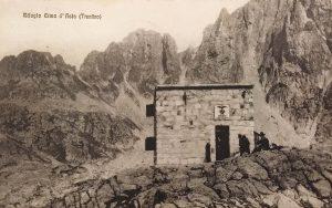 Cima d'Asta - Ottone Brentari (Rifugio)