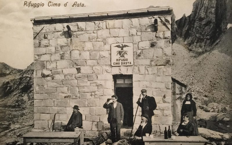 Brentari Ottone alla Cima d'Asta (Rifugio)