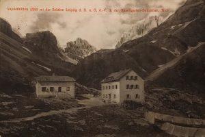 Vajolet (Rifugio del) già Vaiolethütte