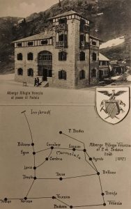 Venezia alla Fedaia (Rifugio)