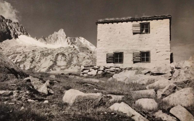 Segantini Giovanni – Val d'Amola (Rifugio)