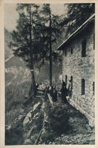 Treviso in Val Canali (Rifugio) già Val Canalihütte