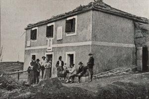 Bensa Emilio (Rifugio) già Rifugio Monte Antola