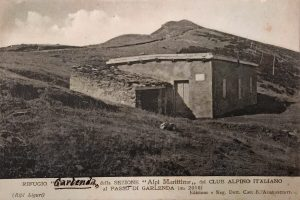 Novaro Jacopo al Passo di Garlenda (Rifugio)
