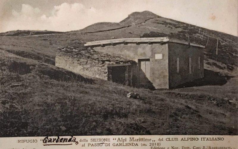 Novaro Jacopo al Passo Garlenda (Rifugio)