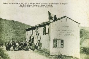 Casa Sciatori a Monesi (Rifugio)