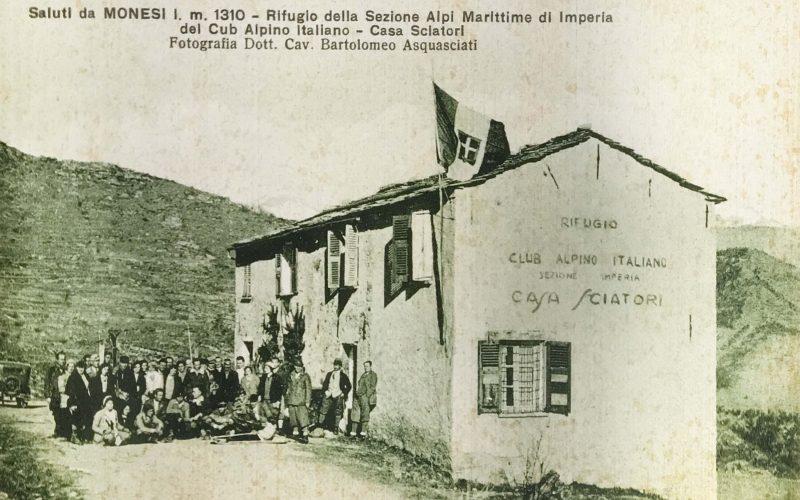 Casa degli Sciatori (Rifugio) loc. Monesi