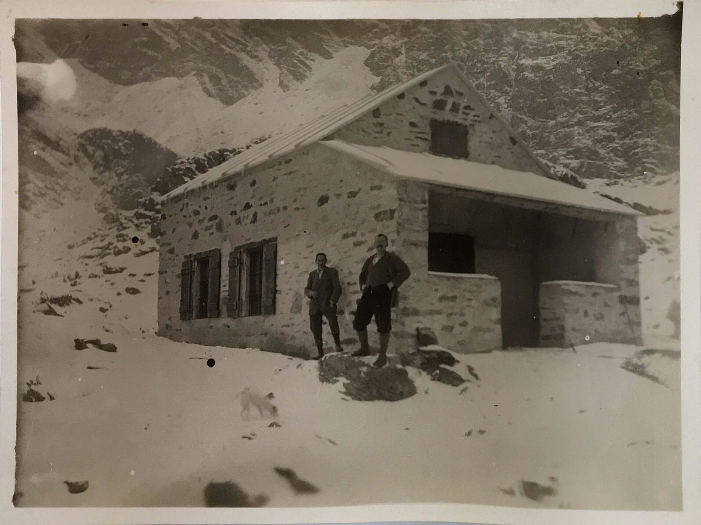 Battaglione Alpini Monte Granero al Lago Lungo (Rifugio)