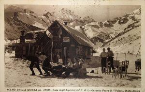 Casa degli Alpinisti del CAI (Rifugio)