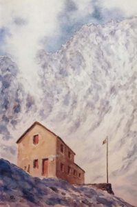 Federici - Marchesini (Rifugio) già Rifugio Pagarì