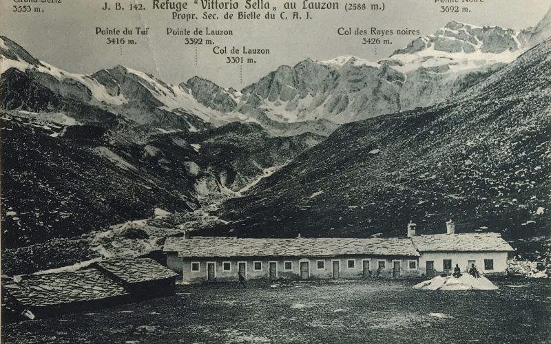 Sella Vittorio al Lauson (Rifugio)