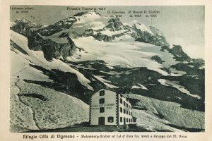 Città di Vigevano al Col d'Olen (Rifugio)