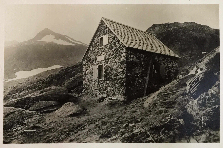 Vedretta Piana – Grohmannhütte (Rifugio)