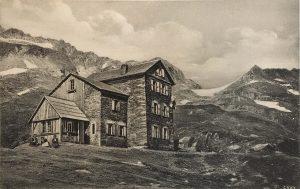 Brigata Tridentina (Rifugio) già Rifugio Forcella del Picco, già Birnlückenhütte