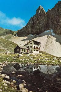 Calciati Cesare (Rifugio) già Tribulaunhütte