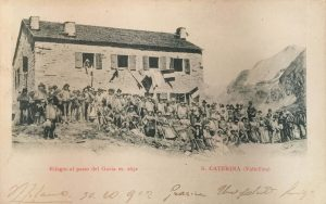 Berni Arnaldo (Rifugio) già Rifugio Passo di Gavia