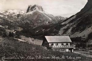 3° Alpini in Valle Stretta (Rifugio)