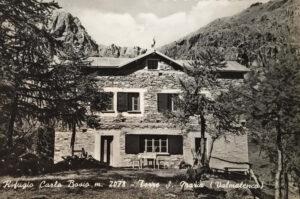 Bosio Carlo all'Alpe Airale (Rifugio)
