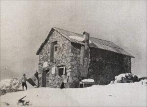 Bertarelli Guido - V° Alpini in Val Zebrù (Rifugio) già Capanna Milano