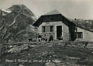Bertacchi Giovanni al Lago d'Émet (Rifugio)