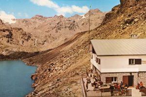 Canziani Umberto al Lago Verde (Rifugio) già Hochsterhütte