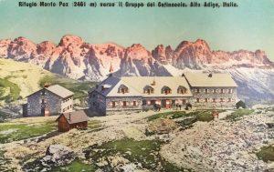 Bolzano (Rifugio) già Schlernhäus, già Rifugio Monte Pez