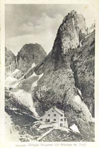 Bergamo (Rifugio) già Grasleitenhütte