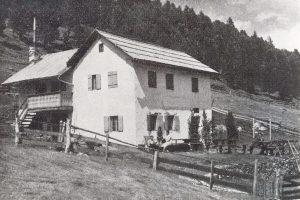 Chiusa al Campaccio (Rifugio) già Klausenerhütte