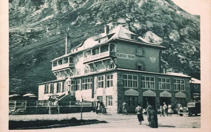Albergo Savoia al Passo Pordoi (Rifugio)