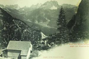 Vandelli Alfonso al Sorapiss (Rifugio) già Pfalzgauhütte