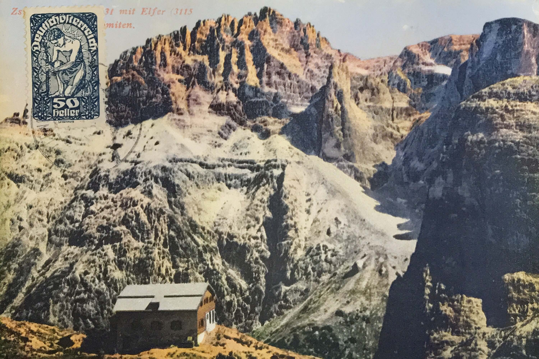 Zsigmondy – Comici (Rifugio) già Zsigmondyhütte, già Rifugio Mussolini
