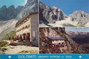 Sala Olivo al Popera (Rifugio) già Rifugio Popera