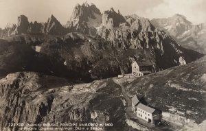 Auronzo (Rifugio)già Rifugio Longeres, già Rifugio Principe Umberto