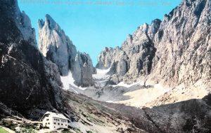 Vicenza al Sassolungo (Rifugio) già Langkofelhütte