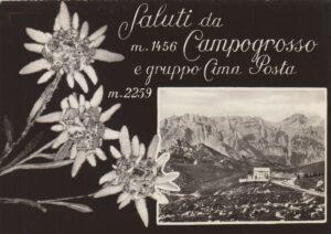 Giuriolo Toni (Rifugio) già Rifugio di Campogrosso, già Rifugio Olinto De Pretto