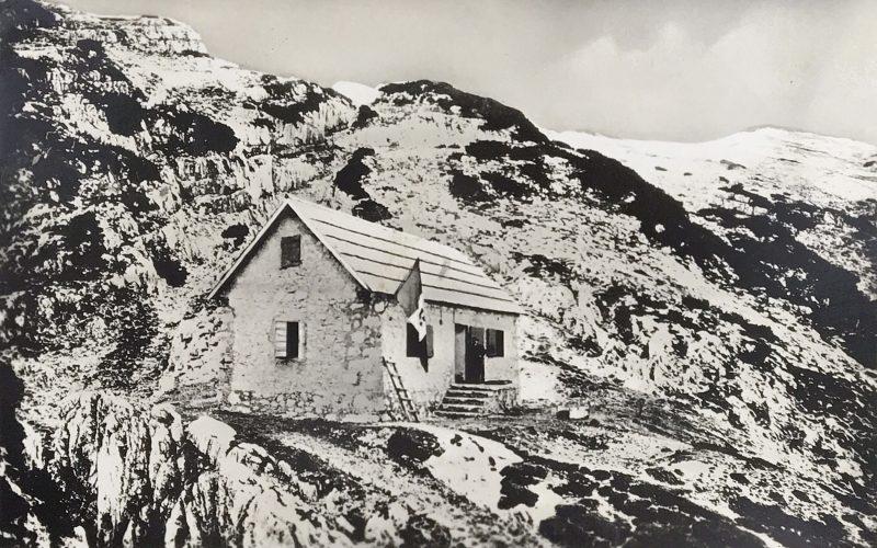 Timeus Ruggero – Fauro (Rifugio) già Kaninhütte