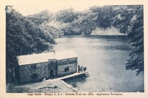 Mariotti Giovanni al Lago Santo Parmense (Rifugio)