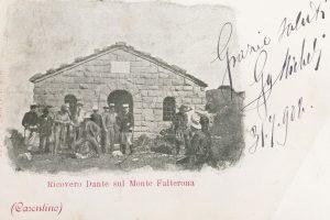 Dante Alighieri al Falterona (Rifugio)