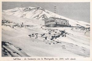 Cantoniera Alpino-Metereologica all'Etna (Rifugio)