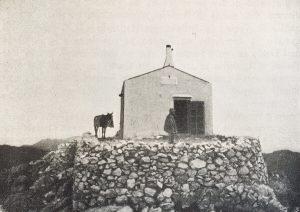 Vedetta Eremita al Monte Cuccio (Rifugio)
