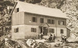 Timeus Ruggero - Fauro (Rifugio) già Kaninhütte