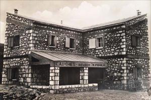 Pomilio Bruno alla Majelletta (Rifugio)