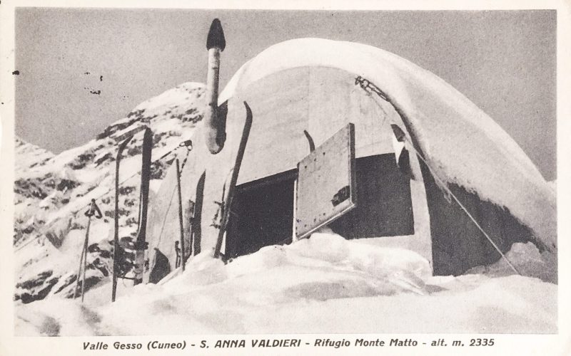 Bianco Livio (Rifugio) già Rifugio Monte Matto