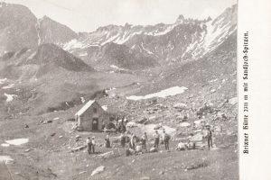 Bressanone (Rifugio) già Brixnerhütte