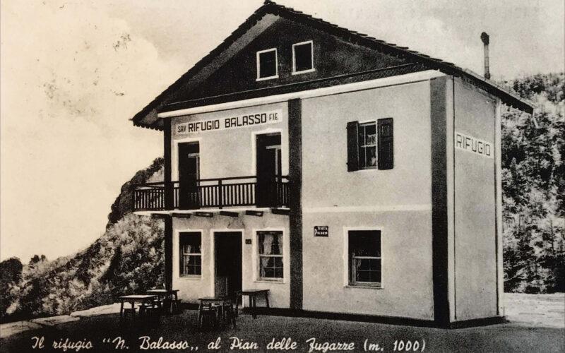 Balasso (Rifugio) già Rifugio Sengiara