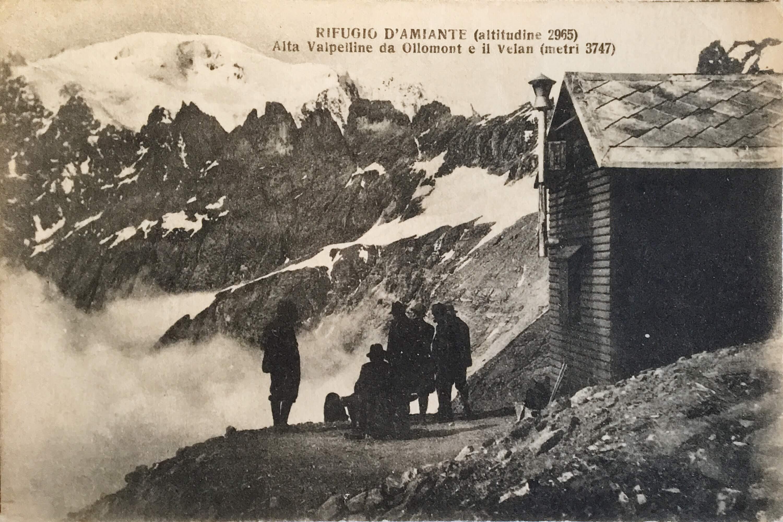Amianthe – Francesco Chiarella (Rifugio)