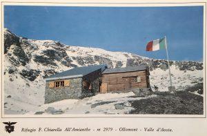 Amianthe - Francesco Chiarella (Rifugio)