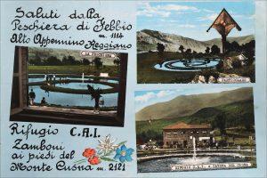 Zamboni Adamo al Cusna (Rifugio)