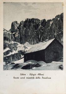 Albani Luigi (Rifugio) già Capanna Trieste
