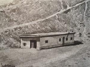 ALFA al Lago di Combal (Rifugio)